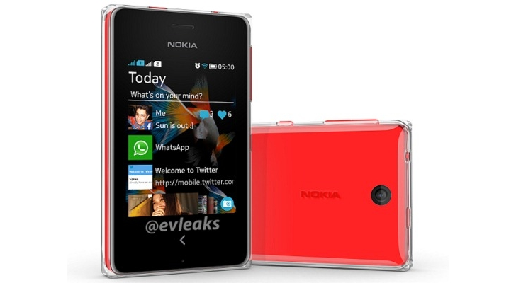 Whatsapp for the new Nokia Asha line